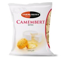 Camembert falatok 1000g