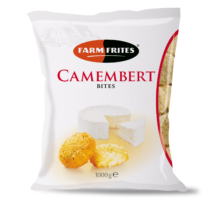 Camembert falatok 1000g