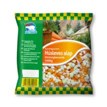 Húsleves zöldségkeverék 1kg
