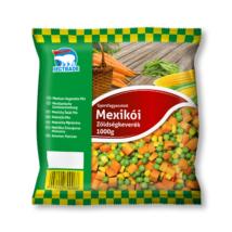 Mexikói zöldségkeverék 1000g
