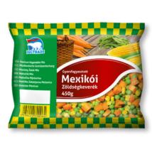Mexikói zöldségkeverék 450g