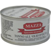 Tonhal olívaolajban tépőzáras 80g