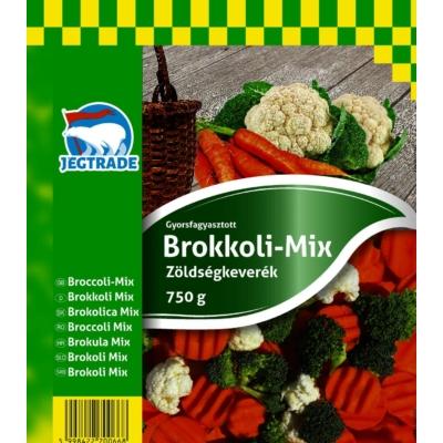 Brokkoli mix 750g