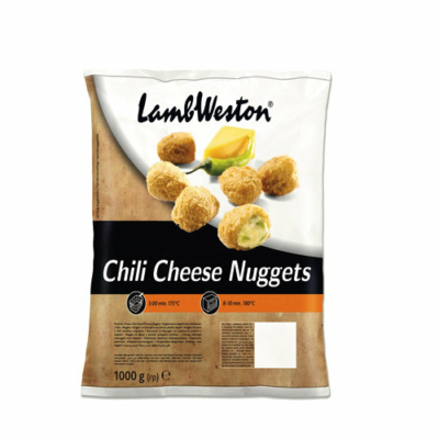 Chili Cheese nuggets 1000g
