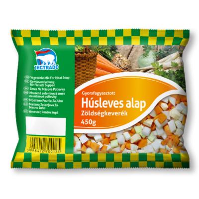 Húsleves zöldségkeverék 450g