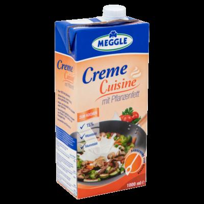 Meggle Creme cuisine növényi főzőkrém 1l