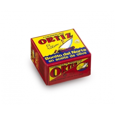 Ortiz bonito tonhal olívaolajban 92g